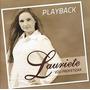 Playback Lauriete - Vou Profetizar/ Nova Embalagem Econômica