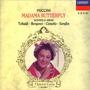 Cd / Puccini = Madama Butterfly (c/ Renata Tebaldi, Bergonzi