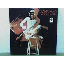 Diana Ross - Lp - Vinil - Last Time - Black - Samba - Rock
