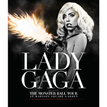 Lady Gaga - Monster Ball Tour At Madison Square Garden - Dvd