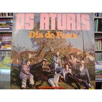 Vinil / Lp - Os Atuais - Dia De Festa - 1982