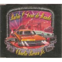 Cd Single : Charlie Brown Jr. - Rubão - Frete Gratis