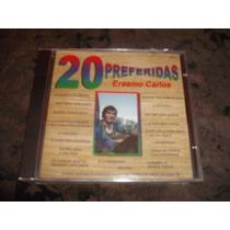 Cd - Erasmo Carlos 20 Preferidas