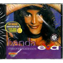 Cd Banda Eva Ivete Sangalo Promocional Rádio Cidade - Raro