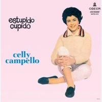 Cd Celly Campello - Estúpido Cupido (1959)+ 2 Bônus (lacrado