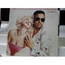 Eurythmics The King And Queen Of America / Lp Mix Rca 1989