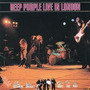 Lp Deep Purple- Live In London