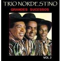 Cd Trio Nordestino Vol2+cd Brinde////////// Estudo Trocas