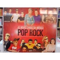 Cd - As Novas Caras Da Música Pop Rock
