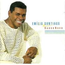 Cd Emilio Santiago - Bossa Nova