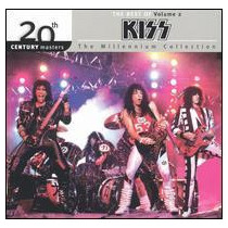 Kiss Millennium Collection 2: The Best Of Cd Novo Importado