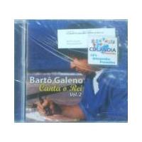 Cd Barto Galeno - Canta O Rei - Vol 2 - Lacrado-cdlandia