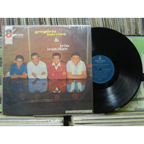 Gregório Barrios & Trio Irakitan - Lp Odeon Capa Sanduíche