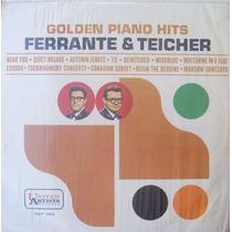 Ferrante & Teicher Lp Sucessos De Ouro Ao Piano - Mono