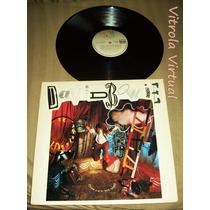 Lp David Bowie Never Let Me Down Selo Emi America 1987
