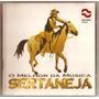 128 Mcd- Cd 1997- O Melhor Da Música Sertaneja- Sertanejo