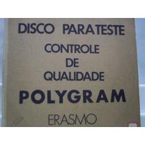 Erasmo Carlos Entrevista Lp Vinil Disco Polydor 1982