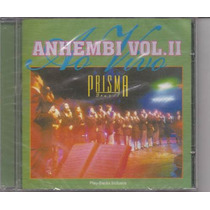 Grupo Prisma - Anhembi Ao Vivo Vol.2- Cd - Raridade - Gospel