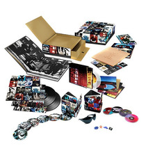Cd/dvd/book/sunglass Box U2 Achtung Baby (uber) =import=