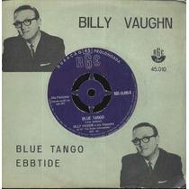 Billy Vaughn Compacto De Vinil Blue Tango-mono-1962