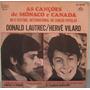 Donald Lautrec - Hervê Vilard - Compacto - 1967