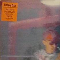 Lp Pet Shop Boys Disco Emi 1989 + Encarte Nacional