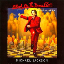Cd Blood On The Dance Floor -michael Jackson