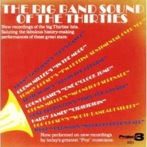 Cd : Big Band Sound Of The Thirties - Benny Frete Gratis