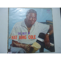 Disco Vinil Lp The Best Of Nat King Cole Lindoooooooo