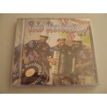 Cd Original - Trio Nordestino Vol. 2 - Lacrado