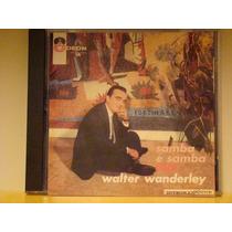 Cd - Walter Wanderley - Samba É Samba