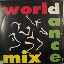 World Dance Mix Lp Coletanea House/techno