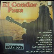 Lp El Condor Pasa(frete Grátis)