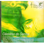 Cd Clássicos Do Samba - Novo***