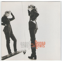 Cd Donna Lewis - Now In A Minute - Cd Importado - I Love You