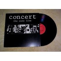 Lp The Cure - Concert Live - Frete Gratis