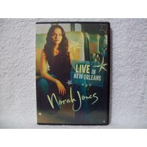 Dvd Original Norah Jones- Live In New Orleans