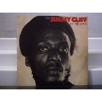 Jimmy Cliff I Am The Living Lp Vinil Wb 1978 Com Encarte