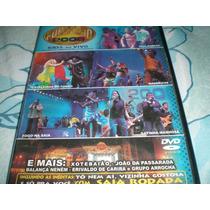 Dvd Forrozão 2006 -100% Ao Vivo(novo/lacrado)*dvd Raro