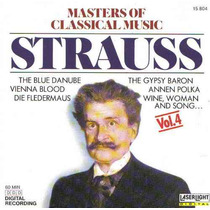 Johann Strauss - Masters Of Classical Music