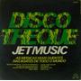 Discotheque Jetmusic Lp Vários Artistas Discoteca 1976