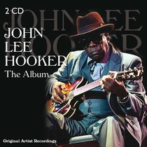 Cd John Lee Hooker The Album (2014) - Novo Lacrado Duplo