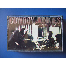 Cowboy Junkies - Fita K7, Edição Imp. Uk, 1988
