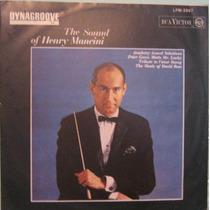 Henry Mancini E Sua Orquestra - The Sound Of Henry Mancini