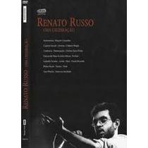 Dvd Original Renato Russo Uma Celebração