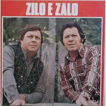 Lp Zilo E Zalo (parabéns Norte E Nordeste) Zerado