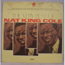 Lp Nat King Cole - The Very Best Of - Capitol - 1975