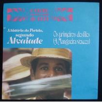 História Das Escolas De Samba Nº2 - Lp Vinil 1975 Ilustrado