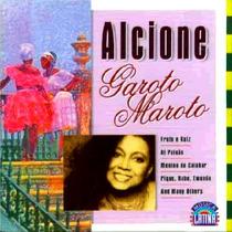Cd / Alcione = Garoto Maroto (1988-importado)
