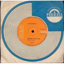 Disco Compacto De Vinil - Os Incríveis - 1970